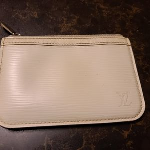 Louis Vuitton Coin Pouch Purse